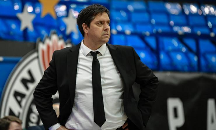 Sašo Filipovski, KK Partizan