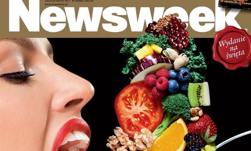 okładka newsweek
