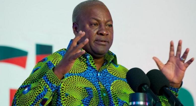 John Mahama promises free SHS for Private schools' students