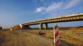 Droga wojewódzka nr 214 - niedokończona, przedwojenna, betonowa autostrada