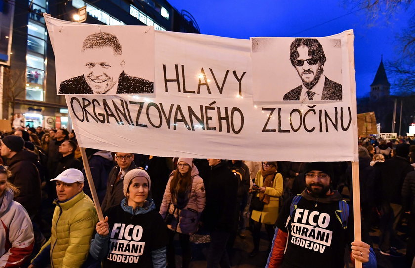 Kryzys polityczny na Słowacji