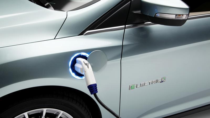 Nowy Ford Focus w wersji elektrycznej