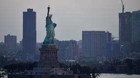 Statua Wolności zamknięta z powodu zawieszenia działalności rządu USA