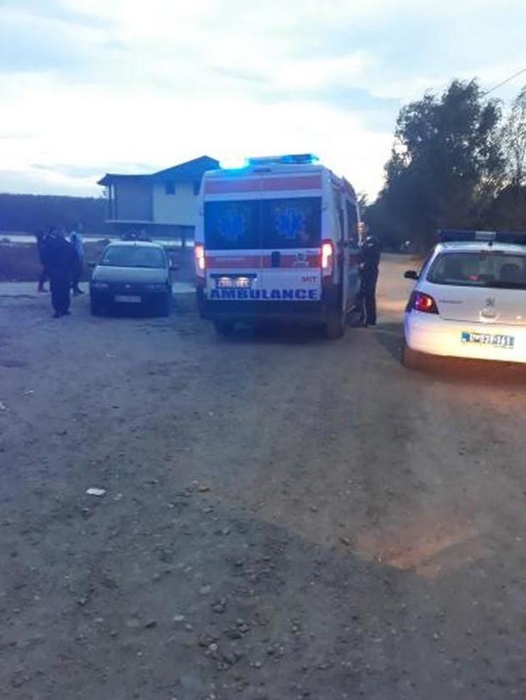 Blokiran Novi Sad Dva Mladića Ranjena U Futogu Policija