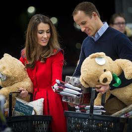 Kate i William na świątecznych zakupach?