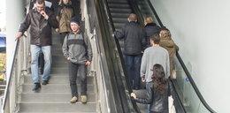 Wreszcie zrobią ruchome schody na dworcu