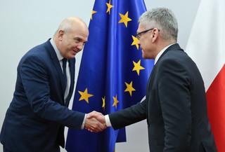 Komisarz Praw Człowieka wzywa polskie władze do zwolnienia tempa stanowienia prawa