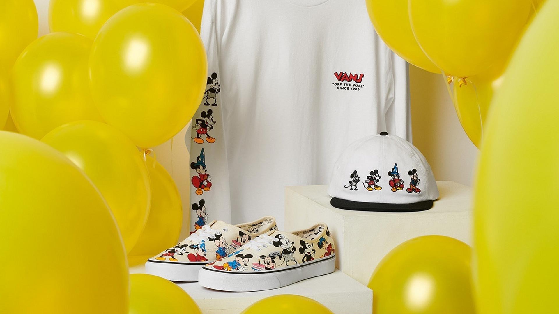 ba8d37d1b2d96d Vans und Disney droppen schon wieder eine Micky-Maus-Kollabo! - Noizz