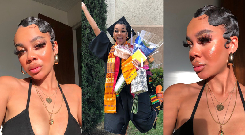 """The sky is the limit"" – Pretty sex worker jubilates after graduation"