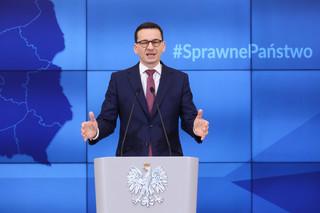 Morawiecki zapowiada: Likwidacja kart kredytowych i premii dla ministrów. W ciągu 2-3 miesięcy redukcja stanowisk w rządzie o 20-25 proc.