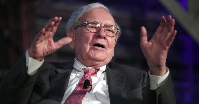 Warren Buffett zwykle omija spółki technologiczne