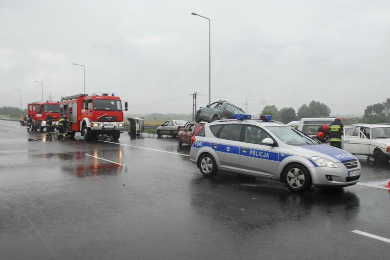Pierwsza pomoc na miejscu wypadku: Zabezpiecz i wezwij pomoc