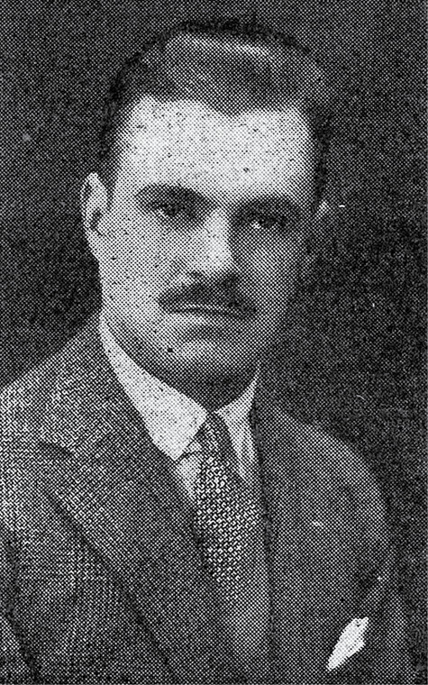 Konsul Konstanty Rokicki