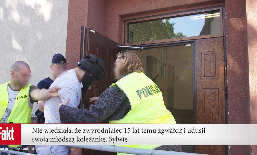 Dawid J. z Sulikowa podejrzany o zabójstwo 18-latki trafi do aresztu