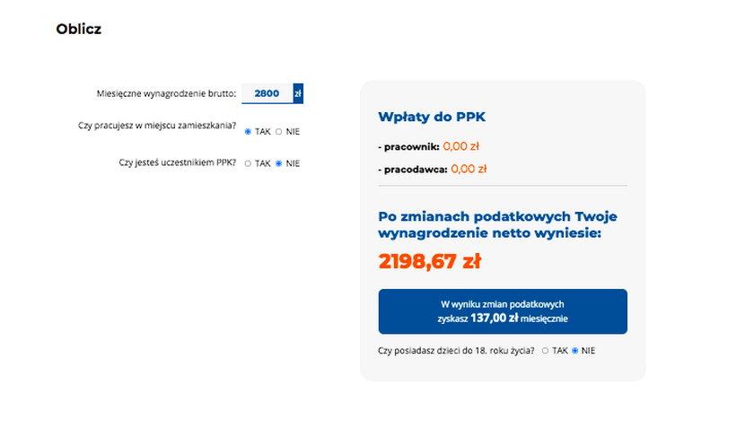 Polski Ład dla pensji minimalnej