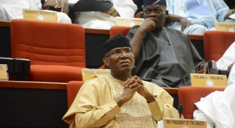 Deputy President of the Senate, Ovie Omo-Agege [Twitter]