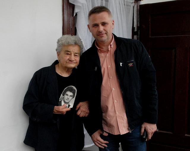 Ana Nikolin i Igor Jurić