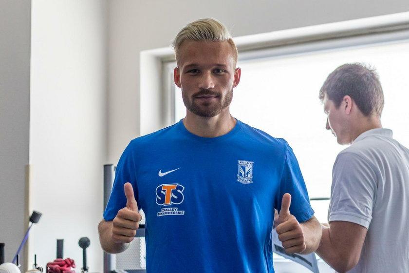 Nicklas Barkroth w Lechu Poznań! To będzie transfer lata!?