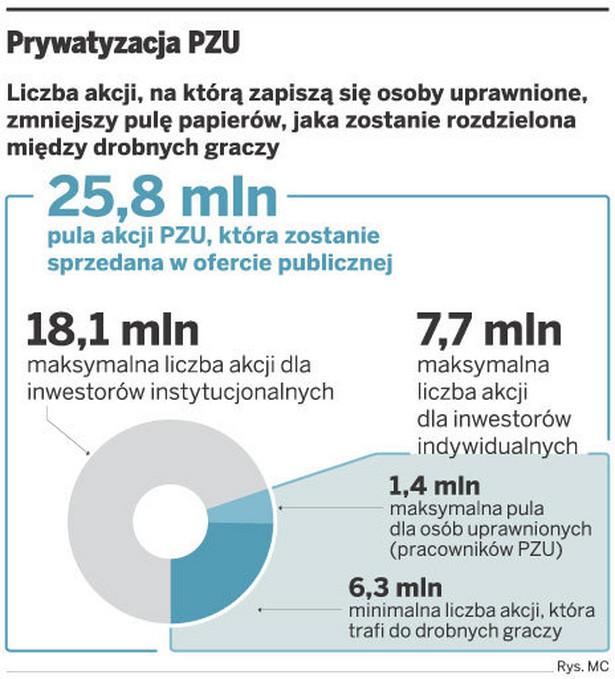 Prywatyzacja PZU