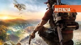 Tom Clancy's Ghost Recon: Wildlands - recenzja(PS4). Piaskownica ostateczna