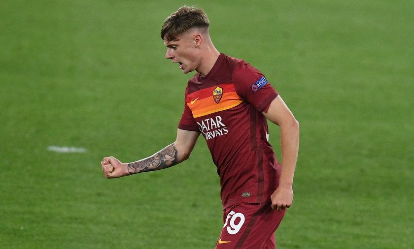 19-letni Nicola Zalewski stawia pierwsze kroki w poważnym futbolu