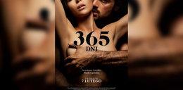 """Publikujemy jako pierwsi plakat do filmu """"365 dni"""". Nie za ostry?!"""