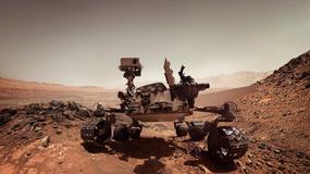 """Ostateczny dowód na życie na Marsie? Zdjęcie """"małego kosmity"""""""