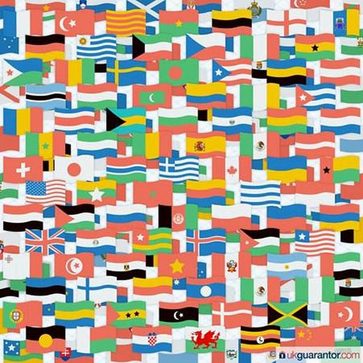zastave i uljez
