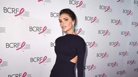 Victoria Beckham w kreacji z odkrytymi plecami. Bardzo seksownie!