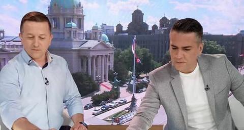 OVO MU SE NIJE SVIDELO: Željko očitao lekciju Srđanu, umešala se i Jovana, a sve osvanilo na Instagramu!