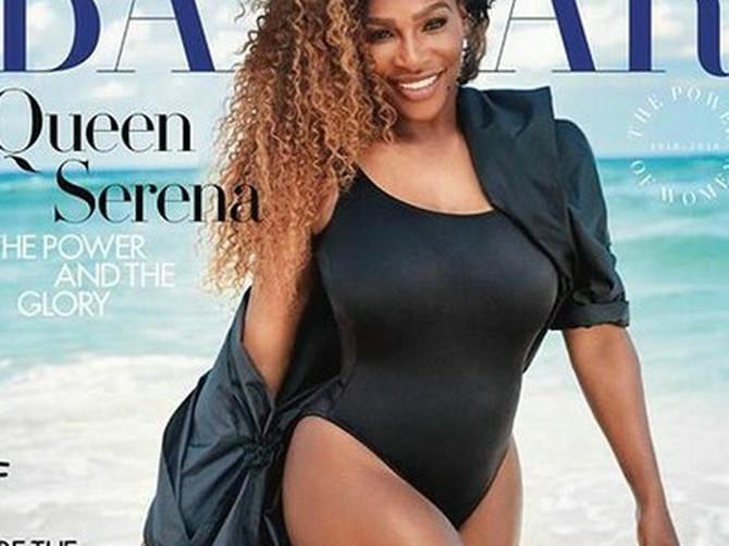 """Serena je priznala ono o čemu MNOGE MAJKE ĆUTE: """"I sada imam UŽASAN STRAH zbog OVE STVARI"""""""