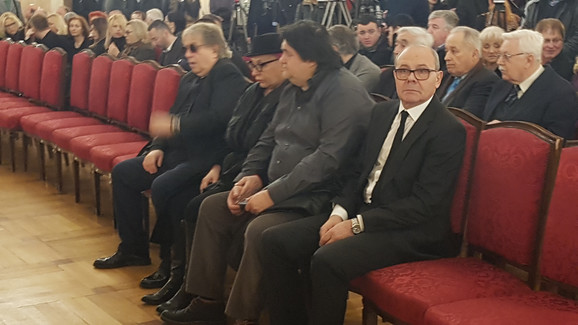 Šaban Šaulić komemoracija