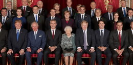 Prezydencka para na kolacji u królowej Elżbiety II. Są zdjęcia!