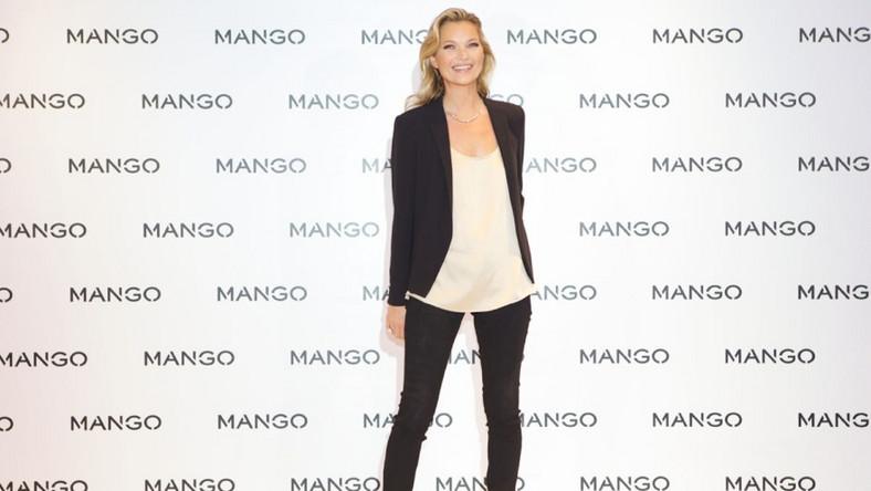 Kate Moss - ikona mody