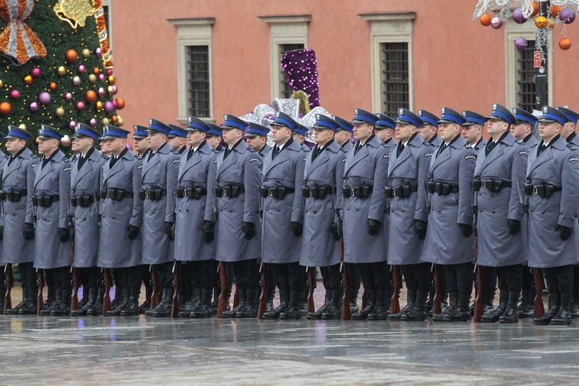 W stolicy brakuje policjantów