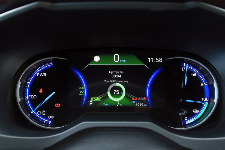 Suzuki Across 2.5 Plug-in Hybrid AWD