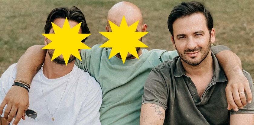 Stefano Terrazzino pokazał braci. Fanki nie mogą wyjść z zachwytu!