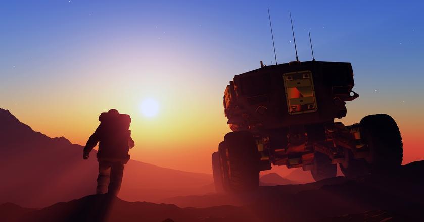 """""""Mars"""" to połączenie fikcyjnej opowieści i dokumentu"""