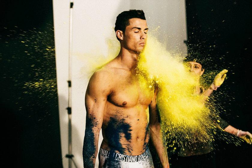 Co się stało z ciałem Cristano Ronaldo. GALERIA