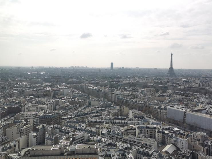 Pariz kroz objektiv P30 Pro