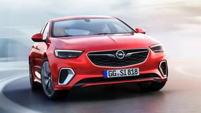 IAA Frankfurt 2017: nowy Opel Insignia GSi zastąpi OPC