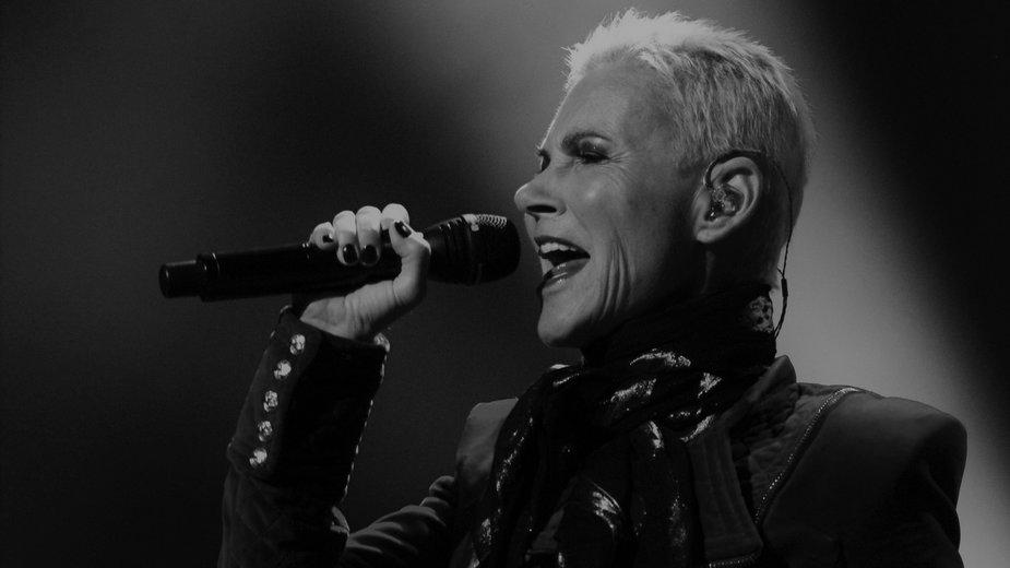 Marie Fredriksson z zespołu Roxette