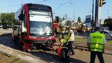 Policja szuka świadków ucieczki tramwaju