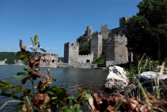Obnovljena Golubačka tvrđava