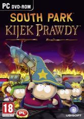 Okładka: South Park: The Stick of Truth, South Park: Kijek Prawdy