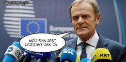 Tak internauci śmieją się z Tusków. Najlepsze memy