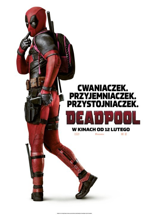 """Deadpool"" - plakat"