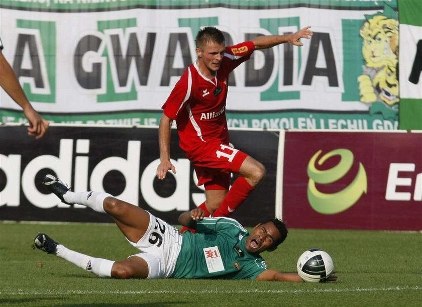 Lechia Gdańsk vs. Górnik Zabrze