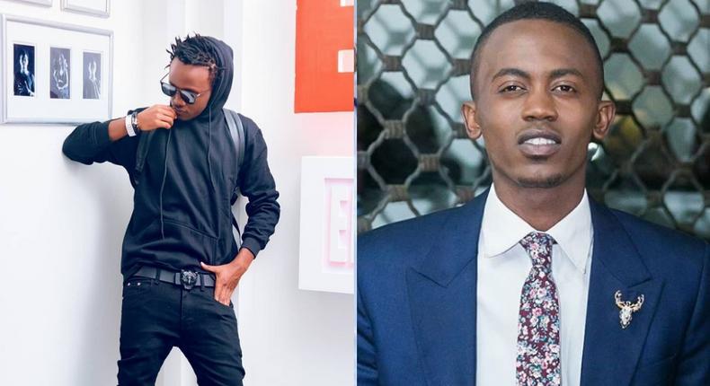 Weezdom quitting Gospel music shocked me – Bahati
