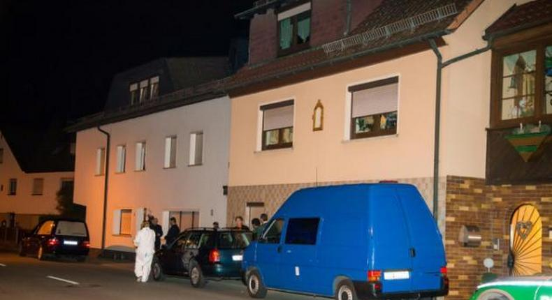 German police find seven dead babies in apartment